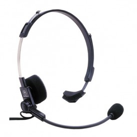 Mono-Headset met Microfoon voor Motorola Walkie Talkies (1-Pin)