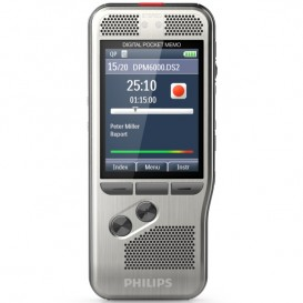 Philips DPM6000 Pocket Memo Digitale Spraakrecorder