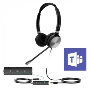 Yealink UH36 Duo headset MS