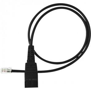 Alcatel TH120/125 QD/RJ9 Kabel