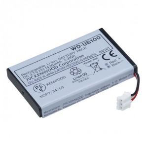 Kenwood WD-UB100 vervangingsbatterij