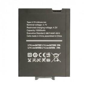 Vervangende batterij voor Thunderbook Colossus W125