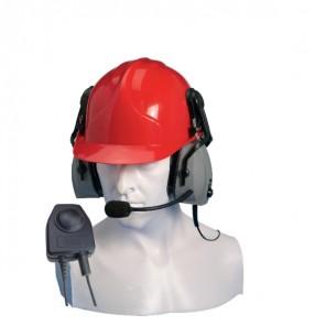 ATEX Gehoorbeschermers voor Entel HT ATEX (Veiligheidshelm)