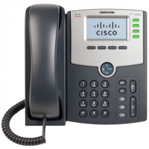 Cisco Cisco SPA504G IP Telefoon
