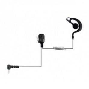 BR1708 Oorschelp Headset voor Motorola T7/T8/T60/T80/T80EX/T62/T82/T82EX