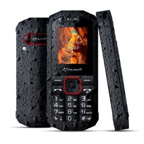 Crosscall Spider X1 Robuuste Mobiele Telefoon (Zwart)