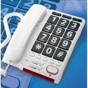 Depaepe HD Max Ampli Analoge Desktop Telefoon