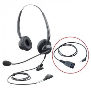 Orchid HS203 Headset met 2.5mm Jack