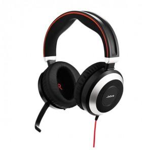 Jabra Evolve 80 MS Stereo Bedrade PC Headset