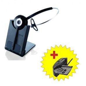 Jabra PRO 920 Draadloze Headset + Hoornlifter