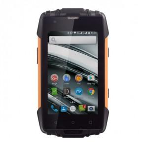 MyPhone Hammer IRON 2 Zwart-Geel(1)