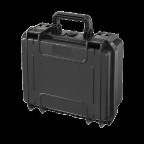 MAX300S Transportkoffer voor portofoons (Zwart)