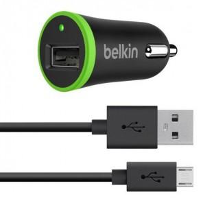 Belkin 2.1A USB Mobiele Autolader