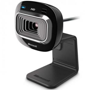 Microsoft Lifecam HD-3000 Breedbeeld Webcam