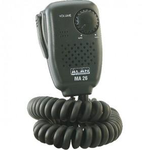 MA26 Microfoon voor Midland Radios