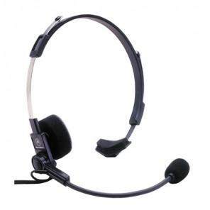 Mono-Headset met Microfoon voor Motorola Walkie Talkies (1-Pin)