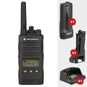 Motorola XT460 met Oplader