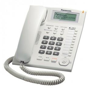 Panasonic KX-TS880 Analoge Telefoon (Wit) 1