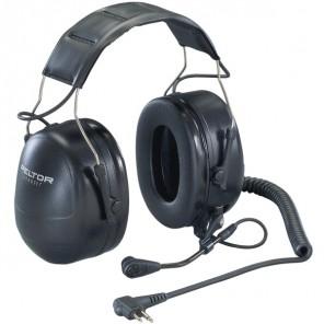 3M Peltor Flex Headset voor Motorola Walkie Talkies (2-Pins)