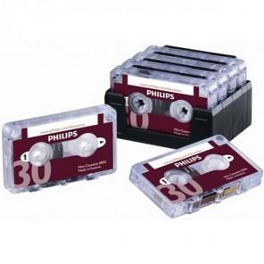 Philips LFH0005 Mini-Cassette (Eenheid)