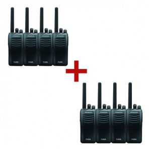 Kenwood TK-3501T ProTalk Analogue 446 8-Pack (1)