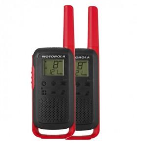 Motorola TLKR T62 (Rood)