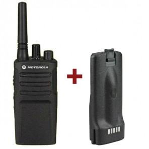 Motorola XT420 Walkie Talkie + Vervangingsaccu