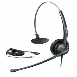 Yealink YHS33 Bedrade Headset inclusief Gratis Kabel