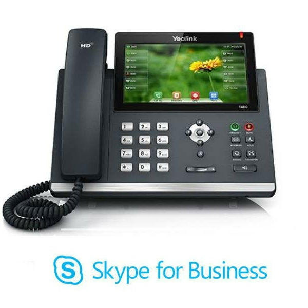 Yealink T48S Skype For Business