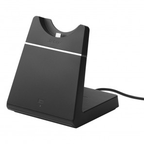 Base + support de charge pour le Jabra 65
