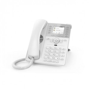 Téléphone de bureau Snom D735 Blanc