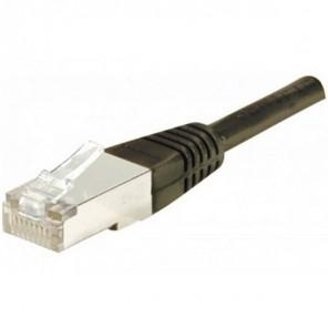 Câble RJ45 CAT 6 FTP 10m Noir