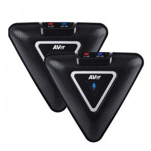 Microphones d'extension pour AVer Fone520 (x2)