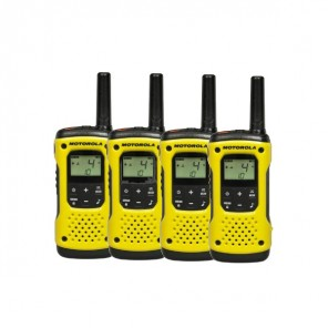 Talkie Walkie Motorola TLKR T92 H₂O - Quad Pack