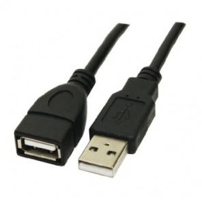 Câble rallonge USB 5M