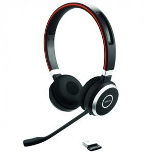 Micro-casque sans fil Jabra Evolve 65 UC Duo