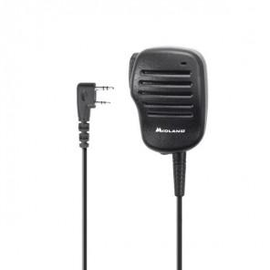 Microphone haut-parleur 2 pin Kenwood Midland BA22