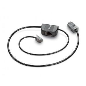 Câble de rechange pour Plantronics CS500 et Savi