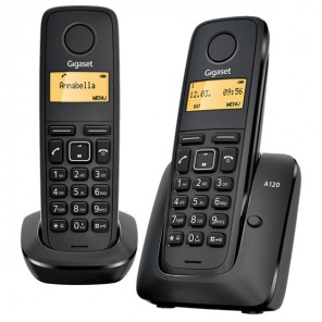 Gigaset A120 Duo ECO DECT