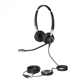 Jabra BIZ 2400 II USB UC - Bluetooth Duo