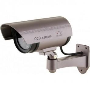 Caméra factice extérieur avec LED