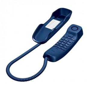 Téléphone analogique Gigaset DA210 (Bleu)
