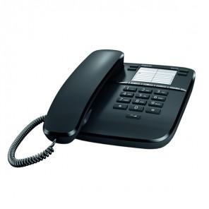 Téléphone analogique Gigaset DA310 (noir)