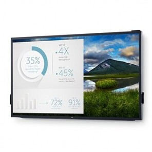 Moniteur tactile Dell 86 Touch 4K C5518QT