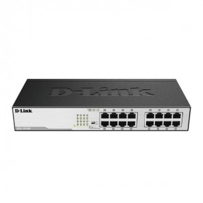D-LINK DGS-1016D - Switch 16 ports