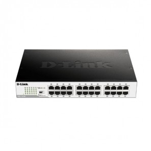 D-LINK DGS-1024D - Switch 24 ports