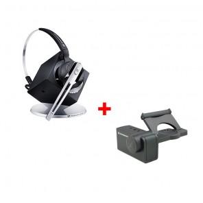 Pack Liberté : Sennheiser DW Office + levier mécanique de décrochage à distance HSL10