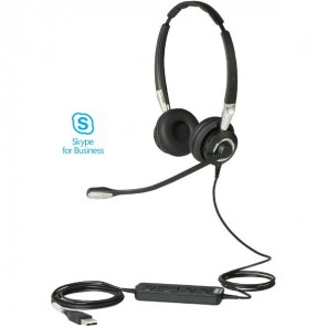 Jabra BIZ 2400 II USB UC MS Duo