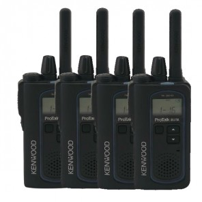 Kenwood TK 3601 4-pack
