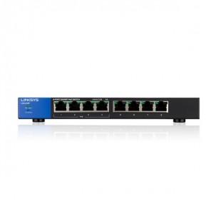 Linksys LGS108P 8 ports, PoE